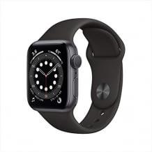 AppleWatch 6 (GPS+ Cellular, 40mm)