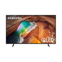 75 Zoll 4K QLED Fernseher mit 100 Prozent Farbvolumen, perfektem Gaming-Erlebnis und Ambient Mode. Steuerung per Sprachbefehl.
