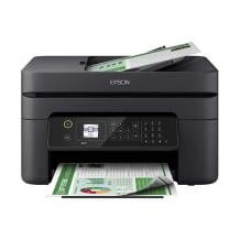 4-in-1 WLAN Tintenstrahldrucker mit Scanner, Kopierer und Fax. Inkl. mobiler Druckfunktion. Ideal fürs Home Office.