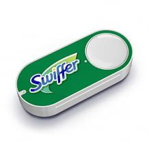 Amazon Dash Button Swiffer
