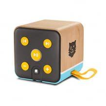 4.1 Bluetooth-Lautspecher mit Lichteffekten und 2 Hörbuch-Gutscheinen - bewährter Vorgänger von tigerbox TOUCH