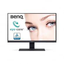 27 Zoll großer Full HD Monitor mit Eye-Care-Einstellungen, IPS-Panel-Technologie und 5 ms Reaktionszeit.