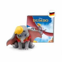 Süße Spielfigur für die Toniebox mit Disneys Hörspiel Dumbo. Ab 4 Jahren mit 51 Minuten Spieldauer.