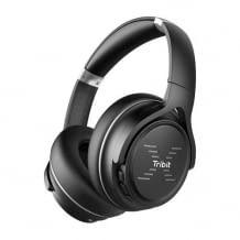 Bluetooth Kopfhörer mit HiFi-Sound und bis zu 24 Stunden Musikwiedergabe. Mit USB-Fast-Charge und Mikrofone mit Rausch-Unterdrückung.
