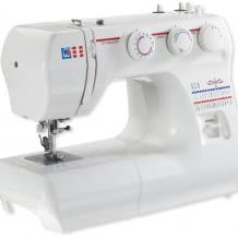 Freiarm Nutzstich-Nähmaschine mit 29 Nähprogrammen und Spezial-Overlockstich