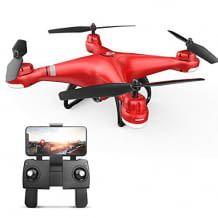 Quadrokopter mit 1080P HD Kamera, Fernbedienung,  Follow Me Modus und vielem mehr