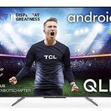 QLED Smart TV mit Quantum Dot Technologie für eine lebensechte Bildleistung. Für kinoreifes Niveau.