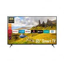 Der günstige Einstieg in die 65 Zoll Großbild-TV-Klasse. Dolby Vision und Dolby Dital Plus sorgen für dynamisches HDR und Dolby-Sound.