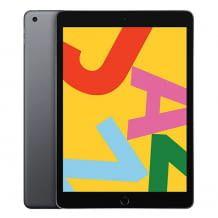 Apple iPad mit 10,2 Zoll Retina Display, Stereo-Lautsprecher und bis zu 10 Stunden Batterielaufzeit