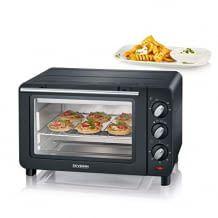Maximale Leistung 1.500 W, Temperatureinstellung von 100-230°C, Rutschfeste Gummifüße und leicht zu reinigen