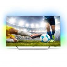 OLED TV mit Philips P5 Perfect Picture Engine Bildverbesserungsmodus, ermöglicht Zugriff auf Google Play Store und Philips App-Galerie