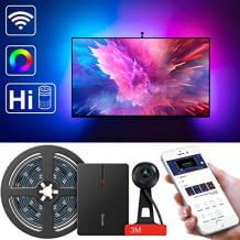 LED backlight for TV with Ambilight function to protect the eyes