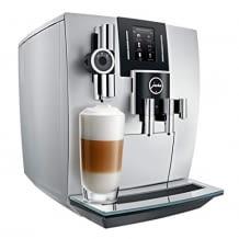 Kaffeevollautomat mit TFT-Display, Rotary Selection, Heißwasserfunktion, 1.450 Watt Leistung und TÜV-zertifizierter Hygiene