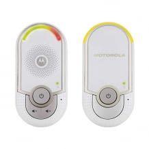 Babyphone mit sensiblem Mikrofon und hoher Abhörsicherheit. Schaltet Funkverbindung erst bei hörbaren Geräuschen ein.