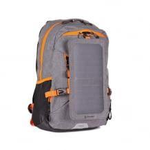 15 Liter Solar-Rucksack mit integriertem 6 Watt Solar-Paneel, USB-Anschluss und 15,6 Zoll Laptopfach