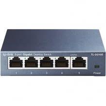 Dieser LAN-Splitter erweitert die Netzwerk-Kapazität durch 5 Gigabit-Ports, mit Autoabstimmung und Auto-MDI/MDIX