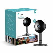 Smarte Indoor Cloud-Kamera, kompatibel mit Alexa, Google Home mit 2-Wege-Audio und Nachtsicht