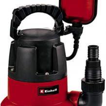 350 W Tauchpumpe mit integriertem Rückschlagventil, fördert bis zu 8.000 Liter pro Stunde