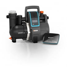 Dieser smarte Hauswasserautomat kann per Smartphone-App oder Tablet gesteuert werden und wird inkl. Gateway geliefert