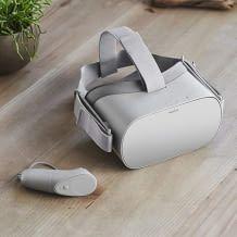 Mobile VR-Brille mit 64 GB Speicherplatz - Stand-Alone Gerät ohne Computer nutzbar