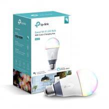 E27 WLAN-LED, funktioniert mit Amazon Alexa, Google Home sowie IFTTT und ist dimmbar, kein Hub erforderlich