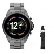 Mit Always-On Display, zahlreichen Trackingoptionen und Wear OS by Google