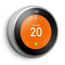Smartes Thermostat ohne Installation. So können Sie noch mehr Energie sparen. Mit Zeitplan und Auto-Away Modus.