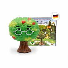 Robuste, aber detaillierte Spielfigur mit Geschichtenliedern der Waldgeister des Traumzauberbaums.