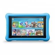 8-Zoll-HD-Display, 32GB, blaue Schutzhülle, Amazon FreeTime und Sicherheitsfunktionen für Kinder