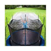 Sprinkler für Trampoline, um für Spaß und Abkühlung beim Spielen zu sorgen. Multifunktional einsetzbar.
