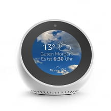 Amazon Echo Spot, Weiss