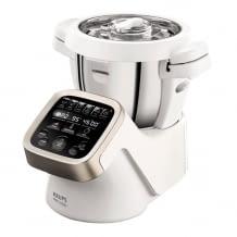 Mit 1550 Watt und bis zu 12.000 U/Min. Inkl. Kochfunktion, 10 automatische Programme und Bluetooth-Verbindung.