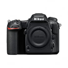 Digitale Spiegelreflexkamera mit 20,9 MP, 3,2 Zoll LCD-Touchmonitor und 4K-UHD-Video-Funktion