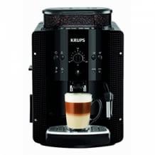 Die vollautomatische Espressomaschine überzeugt mit ausgewogenem, aromatischem Kaffee und Espresso