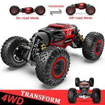 RC-Auto mit Allradantrieb, Vorder- und Hinterrad-Doppelmotoren. Erreicht eine Geschwindigkeit von bis zu 21 km/h.
