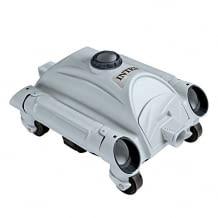 Leistungsstarker Bodensauger für alle INTEX Pools mit Ø 38 mm Schlauchanschluss und Absperrschieber