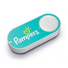 Amazon Dash Button Pampers