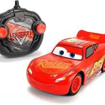 Spielzeugauto mit 2-Kanal-Funksteuerung und einer Reichweite von bis zu 20 Metern. Inkl. Turbo-Funktion.