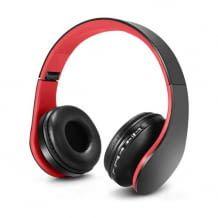 Bluetooth Kopfhörer aus kinderfreundlichem Material und mit Gehörschutz. Lange Akkulaufzeit.