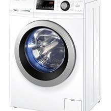 Leistungsstarke A+++ Waschmaschine für bis zu 7 kg Wäsche, inkl. Vollwasserschutz und Thermotür