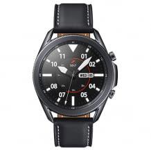 Design-Smartwatch mit 45 mm Display, Bluetooth, drehbarer Lünette und vielen Fitnessfunktionen.