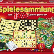 """Mit """"Mensch ärgere dich nicht"""", Kniffel, Mühle, Dame, Flospiel, Mikado sowie 94 weiteren Spielen."""
