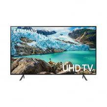 Ultra HD LED Fernseher mit Triple Tuner und Sprachsteuerung