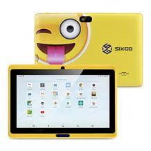 Android-Kindertablet mit Premium-Kindersicherungsmodus, vorinstallierten Apps und augenfreundlichem Display.