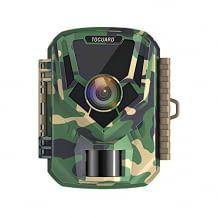Mini Wildkamera mit Full HD Auflösung und 20 Meter Nachtsicht.