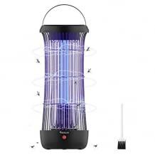 Portabler UV-LED-Mückenvernichter mit 11W. Für eine effektive Reichweite von 60 Quadratmetern.