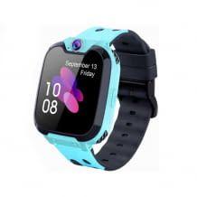 Kindgerechte Smartwatch in coolem Design. Inkl. integriertem MP3 Player, Spiele und Zwei-Wege-Anruf-Funktion.