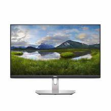 24 Zoll großer, neigbarer Full HD Monitor mit zwei integrierten HDMI Anschlüssen und einer Bildwiederholrate von 75 Hz.