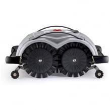 Mähroboter mit Bluetooth für bis zu 400 qm. Mäht ohne Begrenzungsdraht und inklusive Mulchsystem.