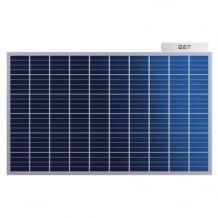Photovoltaik und Sichtschutz für den Balkon. Das Plug-In Solarmodul speist den Strom zurück in die Steckdose.